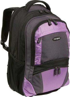 Samsonite Luggage, Suitcases & Travel Bags Backpacks - eBags.com