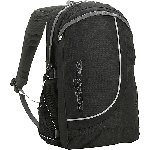 Caribee Frantic Black - Caribee School & Day Hiking Backpacks