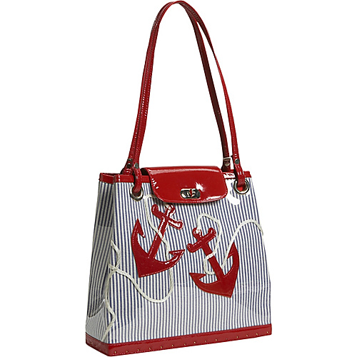 M. Andonia Anchor's Away Chic - Shoulder Bag