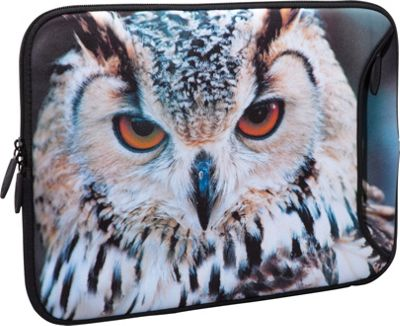 Designer Sleeves 14 inch Designer Laptop Sleeve Owl - Designer Sleeves Electronic Cases