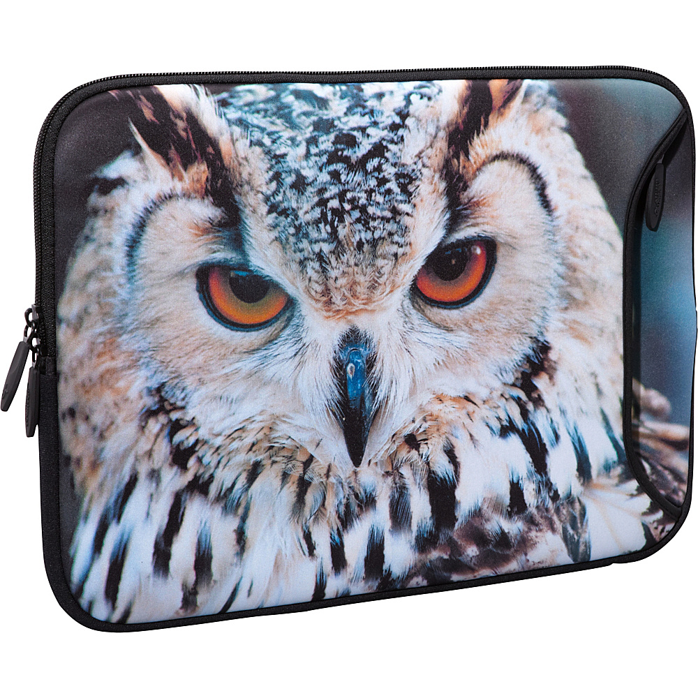 Designer Sleeves 14 Designer Laptop Sleeve Owl Designer Sleeves Electronic Cases