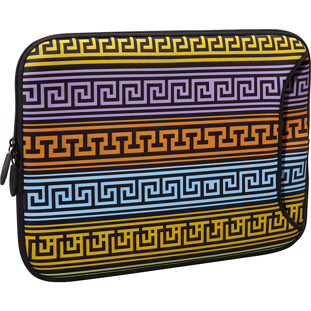 Designer Sleeves 14 Designer Laptop Sleeve Greek Patterns Designer Sleeves Electronic Cases