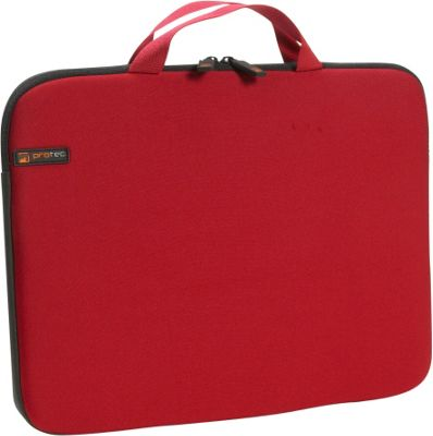Protec Neoprene Laptop Sleeve - 15 inch - Red