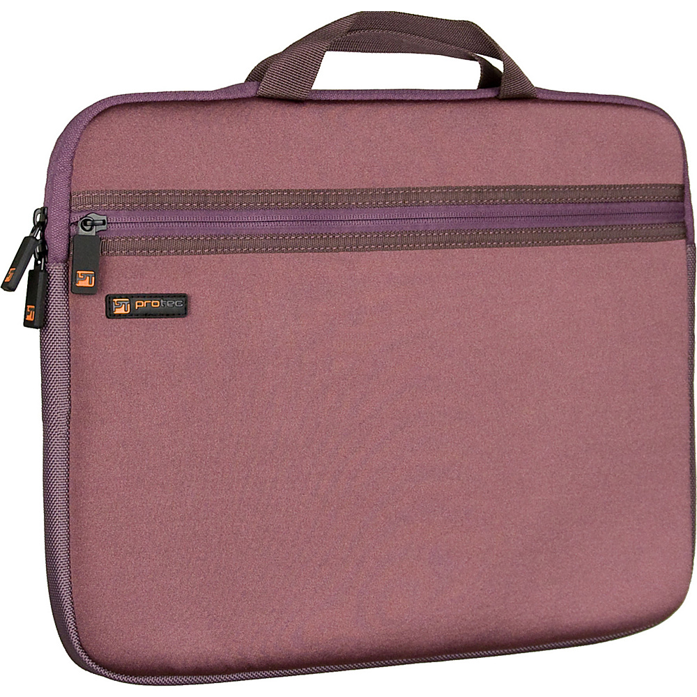 "Protec Neoprene Laptop Sleeve - 15"" - Mauve"
