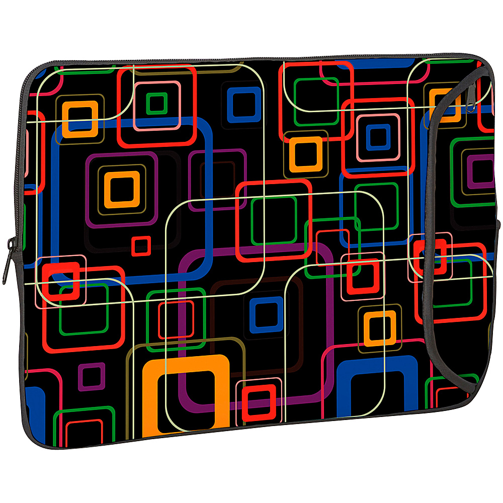 Designer Sleeves 17 Designer Laptop Sleeve - Matrix - Technology, Electronic Cases