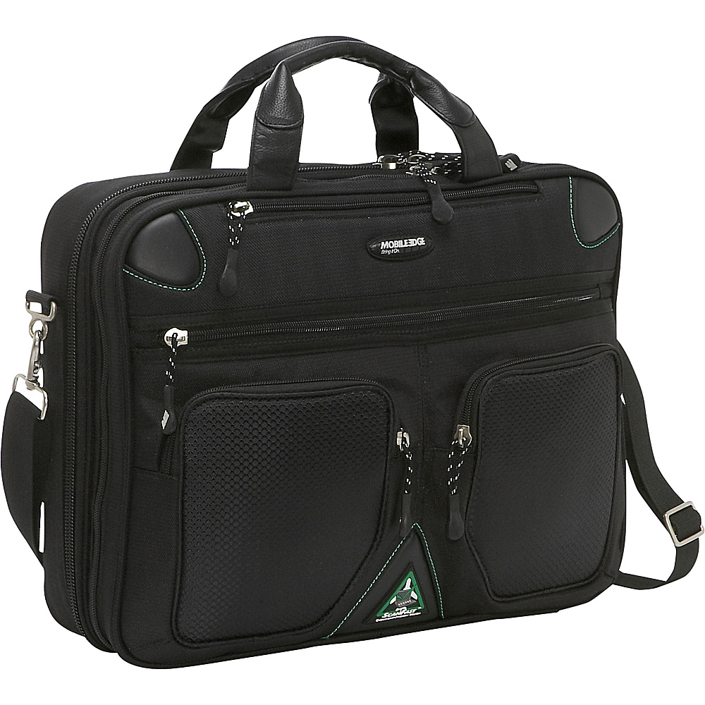 Mobile Edge ScanFast Checkpoint & ECO Friendly - Work Bags & Briefcases, Non-Wheeled Business Cases