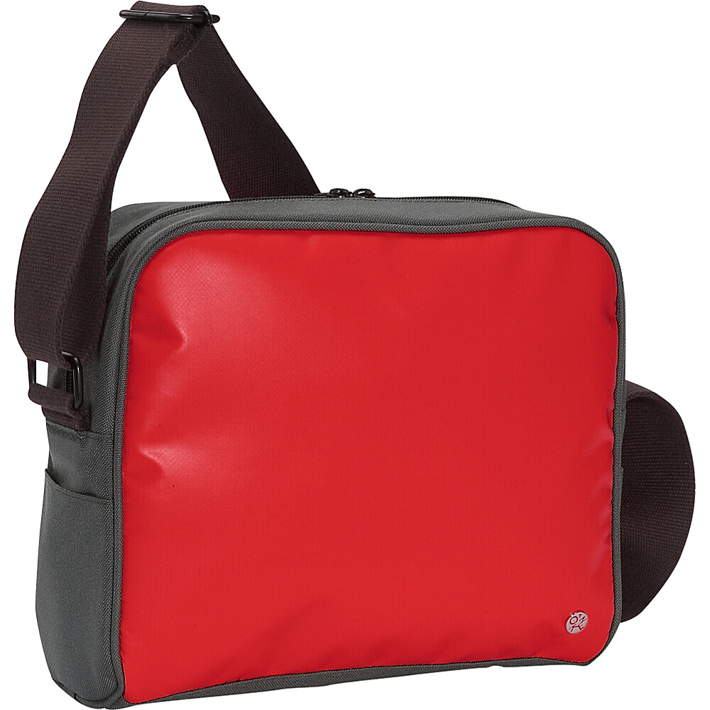 TOKEN Pacific Flight Bag Red - TOKEN Other Men's Bags