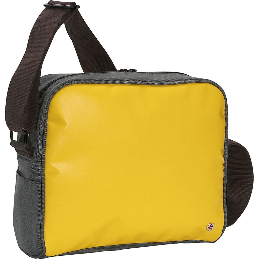 TOKEN Pacific Flight Bag Yellow - TOKEN Other Men's Bags