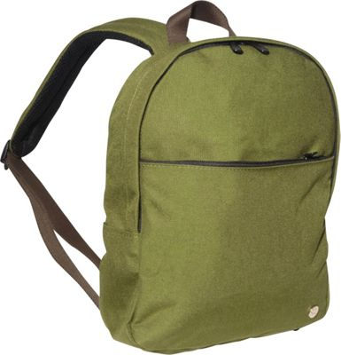 TOKEN University Backpack [S] Olive - TOKEN Everyday Backpacks