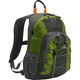 Dragonfly 15 Liter w/Dragon Embroidery (Kids 9-14 years) Green