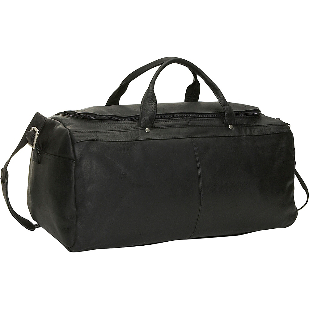 David King & Co. 19 Duffel - Black - Duffels, Travel Duffels