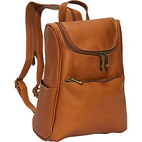 Women's Small Backpack Tan