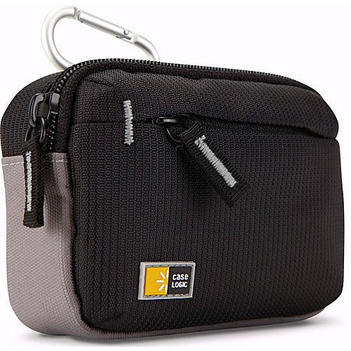 Case Logic Medium Camera / Flash Camcorder Case - Black