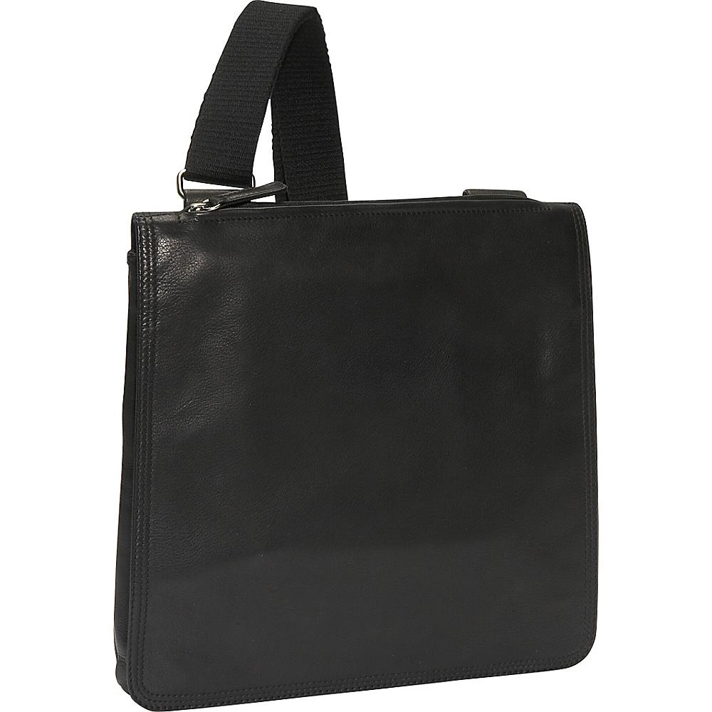 Osgoode Marley Flat N S Euro Messenger Black Osgoode Marley Other Men s Bags