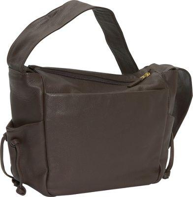 J. P. Ourse & Cie. Open Trails Jr. Java - J. P. Ourse & Cie. Leather Handbags