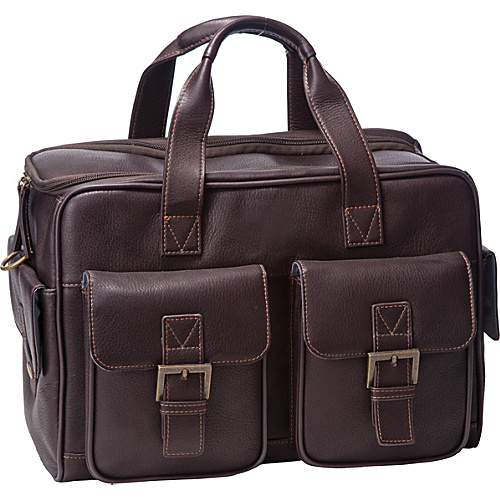 Jill-E Jack Medium Camera Bag - Rich Brown