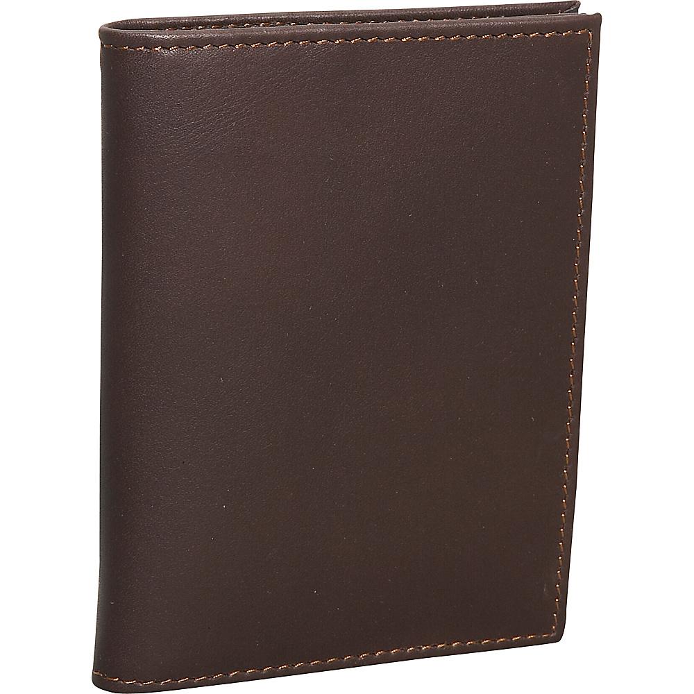 Dopp Regatta Exec Duo-Fold - Brown - Work Bags & Briefcases, Men's Wallets