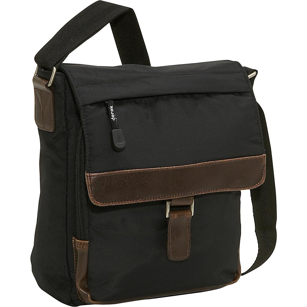 Derek Alexander North/South Travel or Day Bag - Cross Body - Handbags, Fabric Handbags