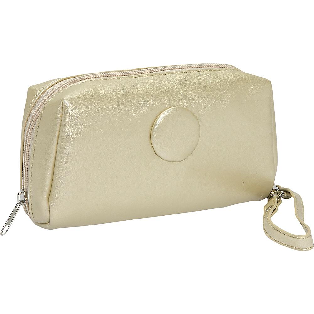 Soapbox Bags Bossanova Clutch Gold