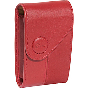 Napoli 10 Camera Case Red