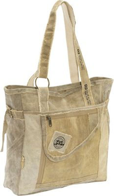 The Real Deal The Real Deal Olinda Tote Canvas - The Real Deal Fabric Handbags