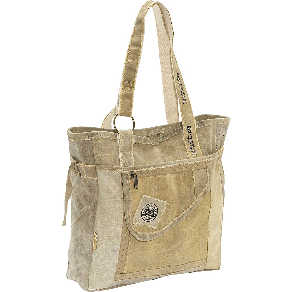 The Real Deal Olinda Tote Canvas - The Real Deal Fabric Handbags