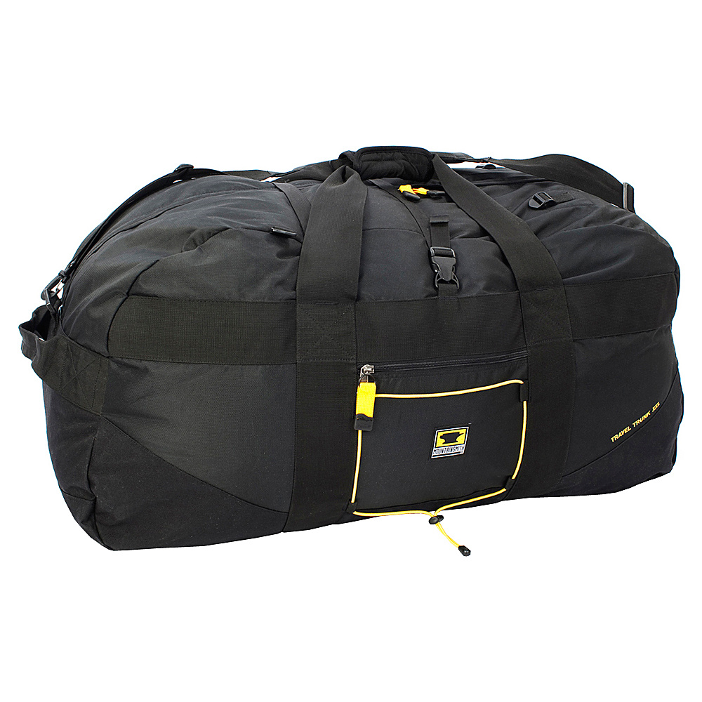 Mountainsmith Travel Trunk - XXL Duffle - Black - Duffels, Outdoor Duffels