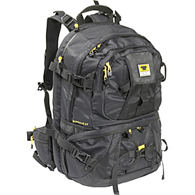 Borealis AT Recycled Camera Backpack Black