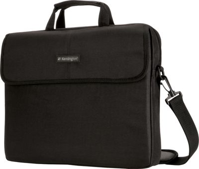 Kensington Simply Portable 15.4 inch Laptop Sleeve - Black