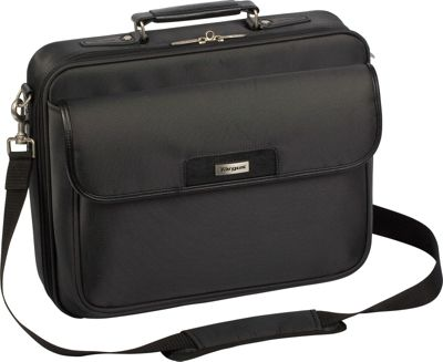 Targus Zip- Thru Traditional Laptop Case - Black