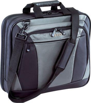Targus CityLite 16 inch Notebook Case Black/Grey - Targus Non-Wheeled Business Cases