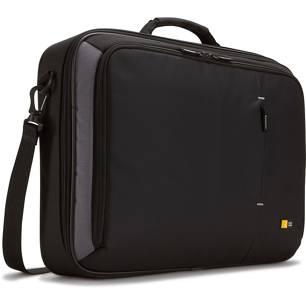Case Logic 18 Laptop Case - Black - Work Bags & Briefcases, Non-Wheeled Business Cases