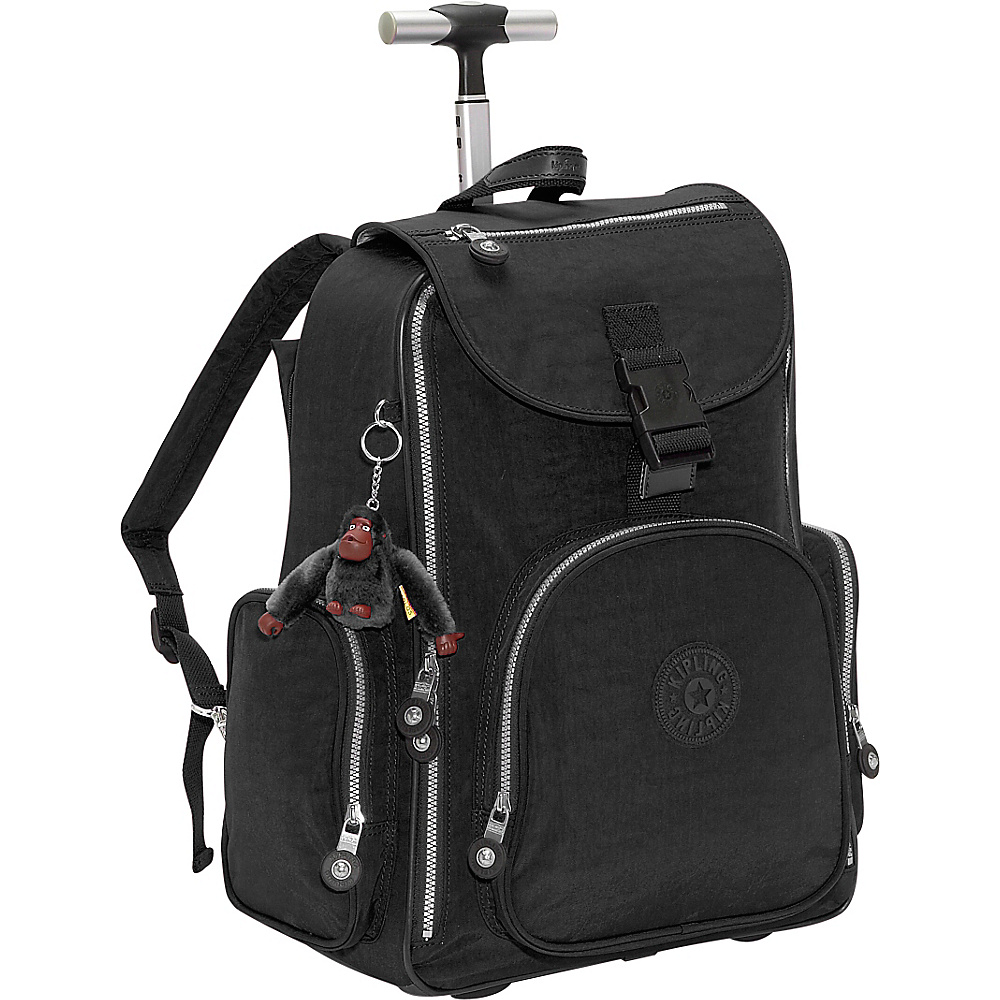 Kipling Alcatraz II - Black - Backpacks, Wheeled Backpacks