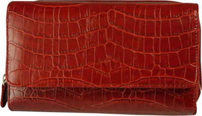 Mundi My Big Fat Wallet - Red