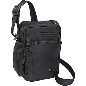 Lifestyle Accessories 3.0 Vertical Travel Companion Black