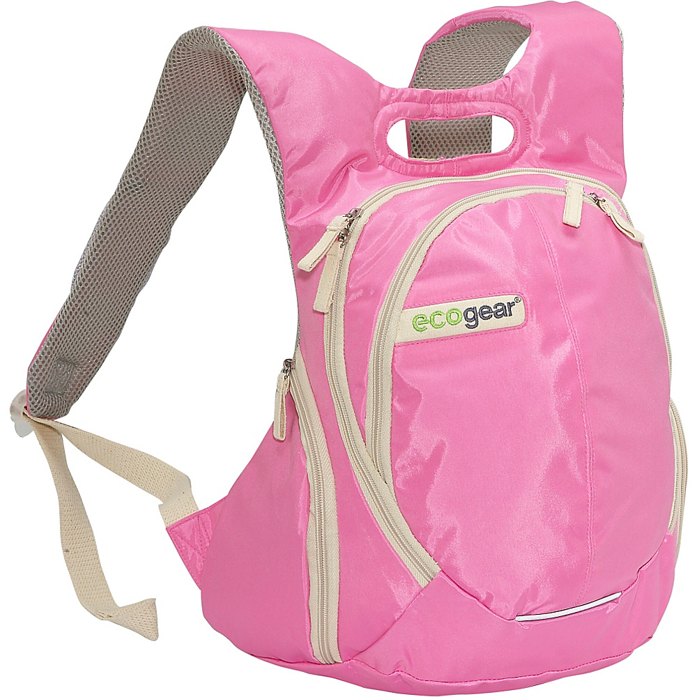 ecogear Ocean Backpack Pink ecogear Everyday Backpacks