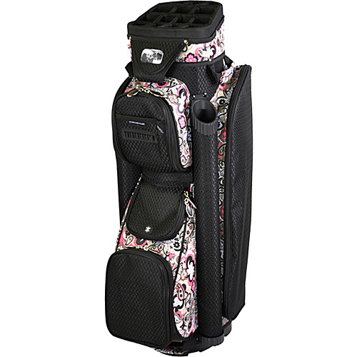 RJ Golf Ladies Boutique Cart Bag - Paisley