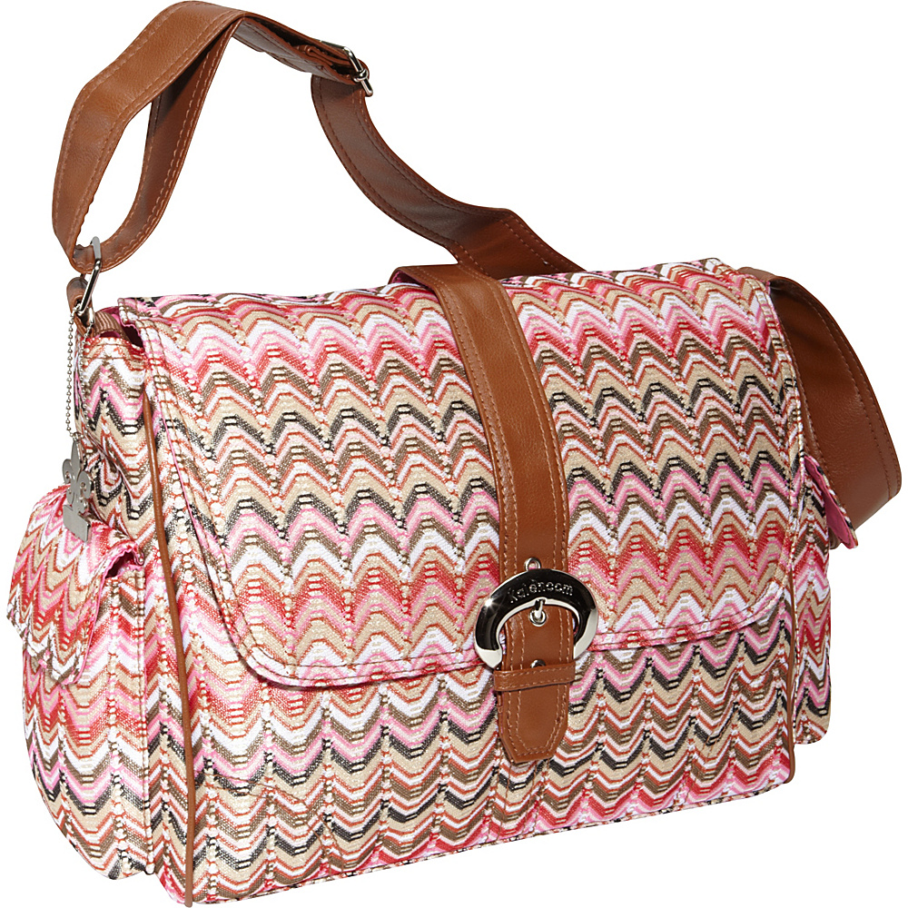 Kalencom A Step Above Ripples Sunburst Kalencom Diaper Bags Accessories