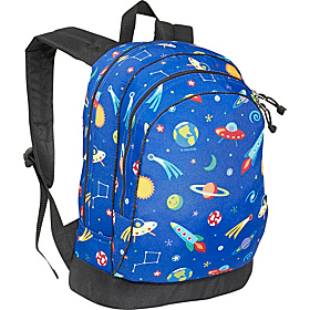 Out of This World Sidekick Backpack Olive Kids Out of This World