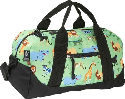 Wildkin Wild Animals Duffel Bag - Wild Animals