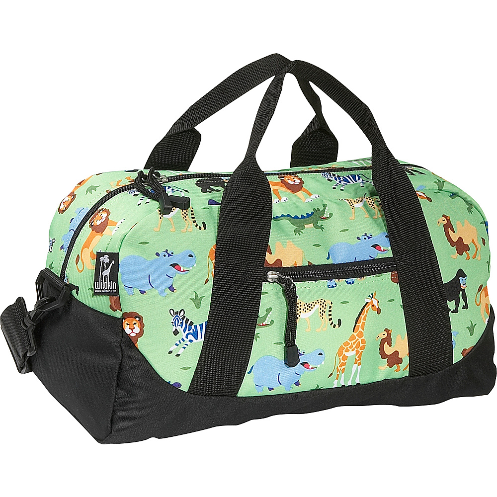 Wildkin Wild Animals Duffel Bag Wild Animals