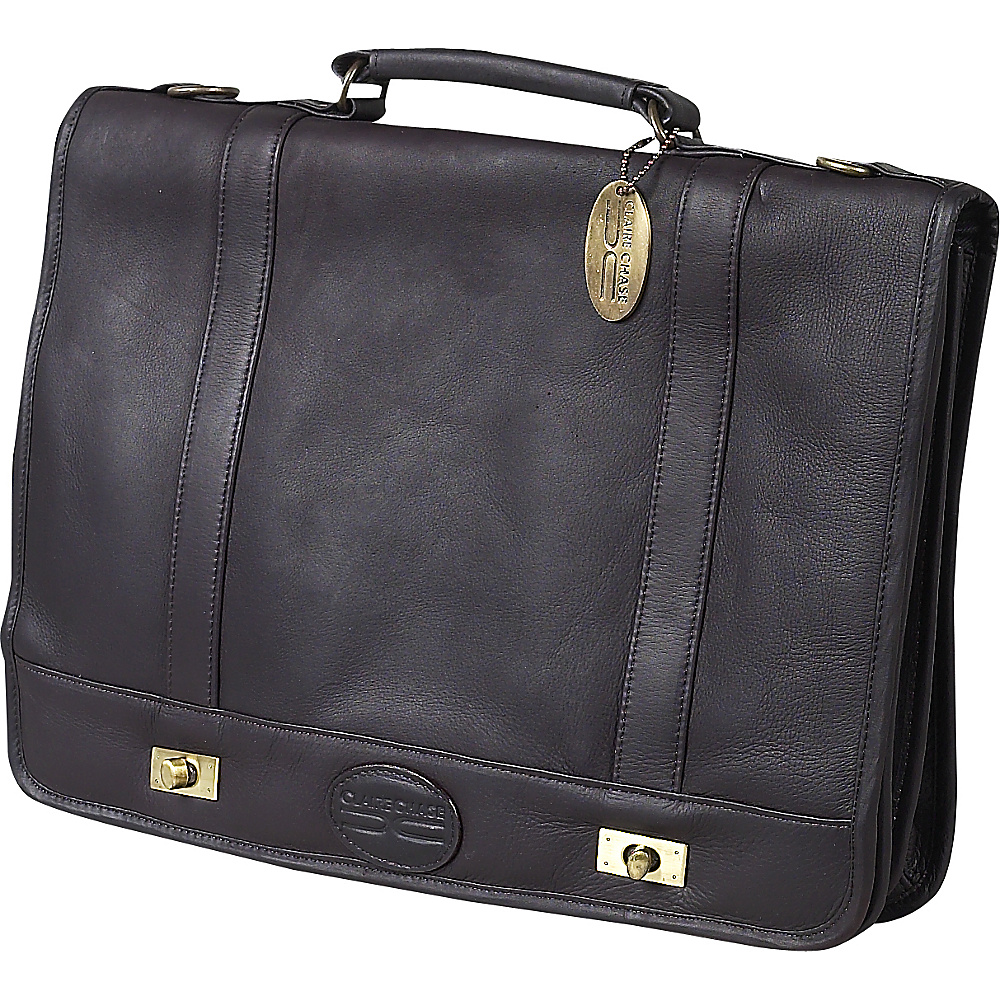 ClaireChase Messenger Brief - Cafe - Work Bags & Briefcases, Messenger Bags