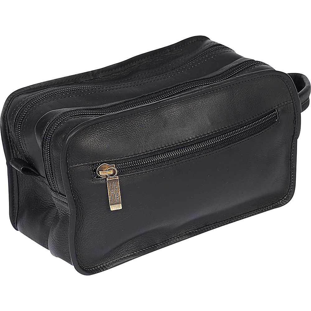 ClaireChase Luxury Travel Kit - Black - Travel Accessories, Toiletry Kits