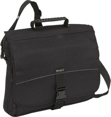 Targus 15.6 inch Laptop Messenger - Black