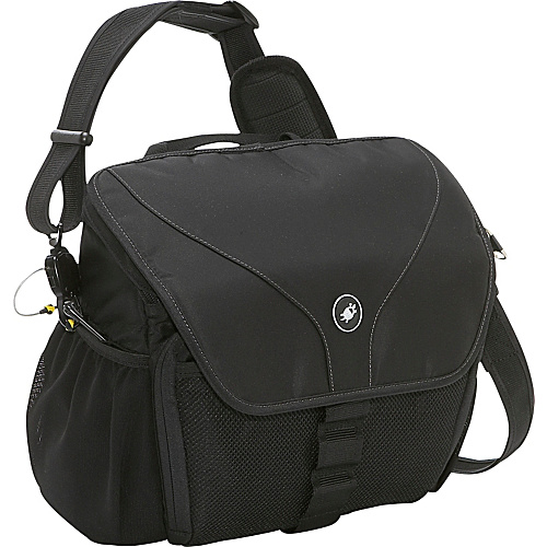 Pacsafe CamSafe 200 Camera Shoulder Bag - Black