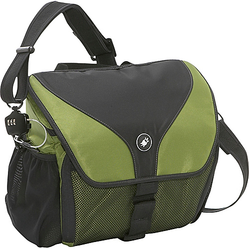 Pacsafe CamSafe 200 Camera Shoulder Bag - Olive