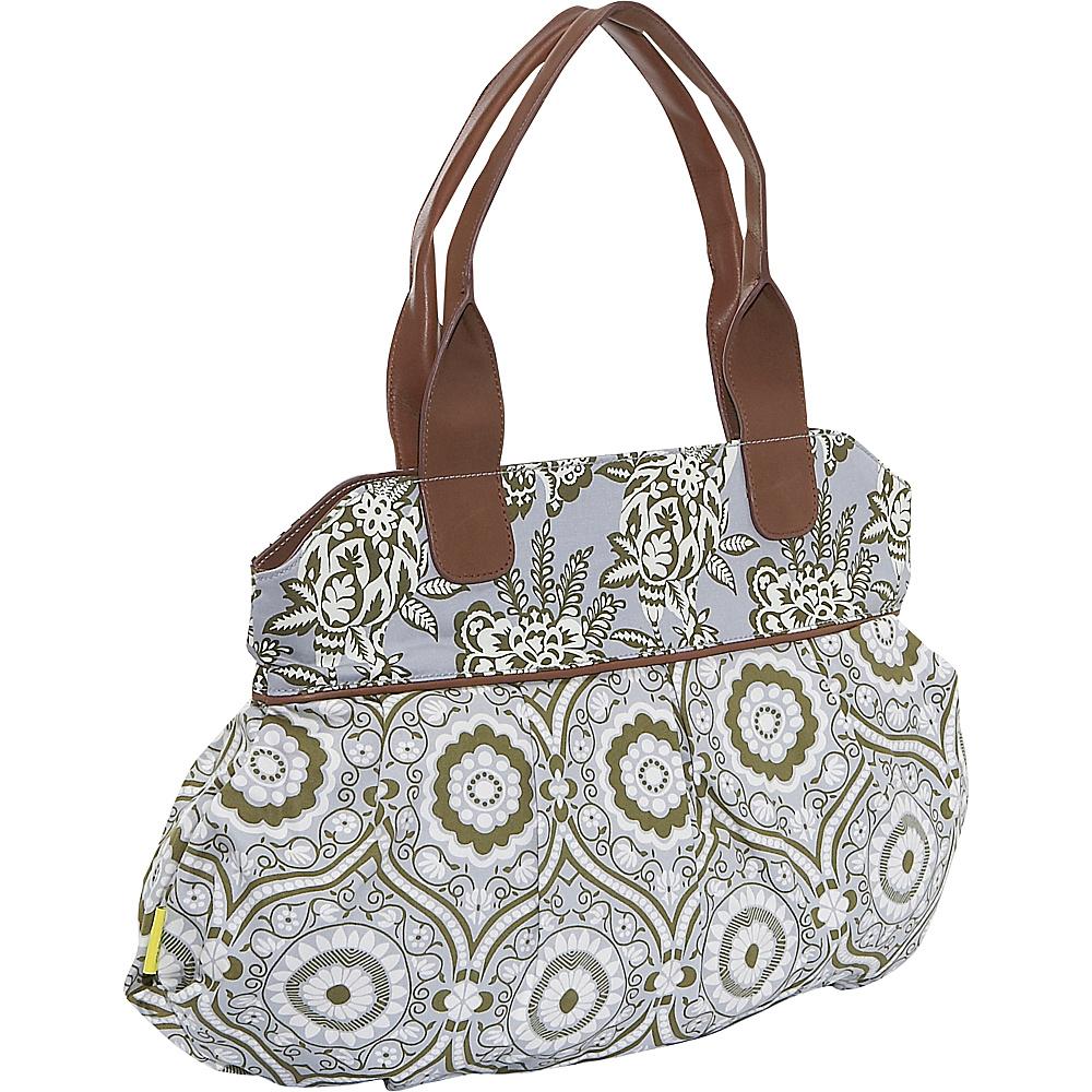 Amy Butler for Kalencom Josephine Fashion Bag - Tote - Handbags, Fabric Handbags