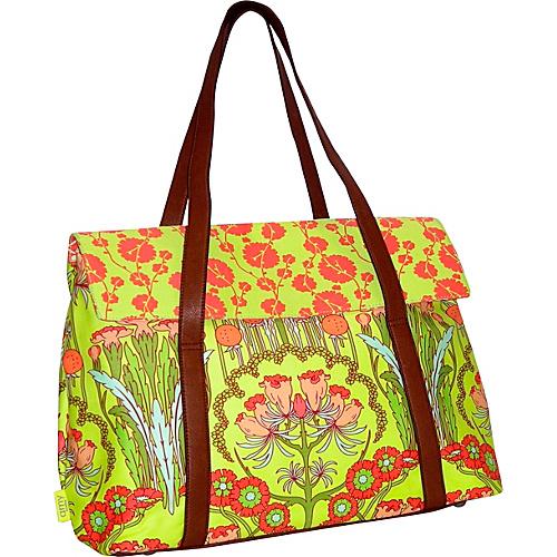 Amy Butler for Kalencom Harmony Laptop Bag - Fuschia
