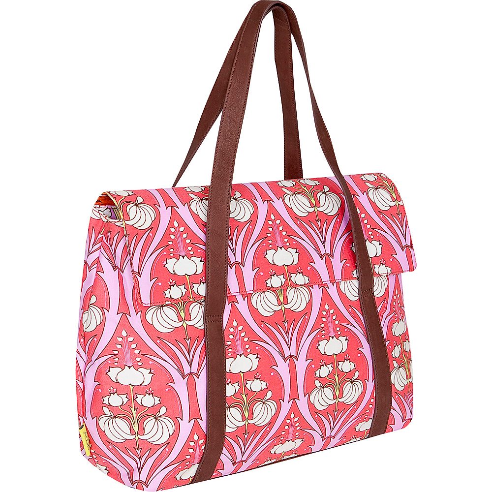 Amy Butler for Kalencom Harmony Laptop Bag Passion