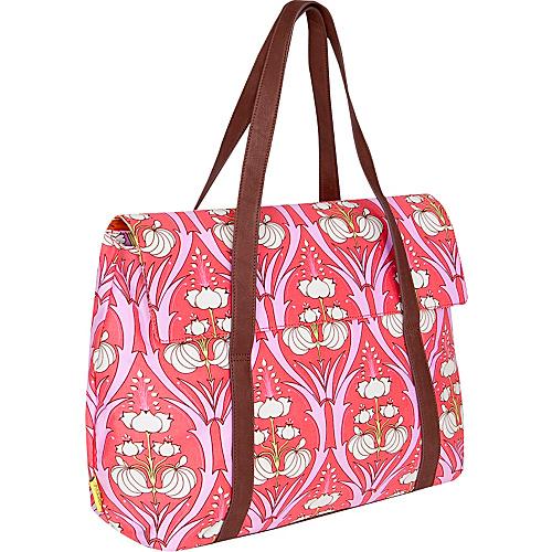 Amy Butler for Kalencom Harmony Laptop Bag - Passion